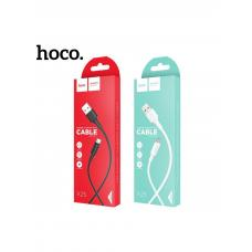 USB КАБЕЛЬ HOCO X25 SOARER CHARGING DATA CABLE FOR TYPE-C